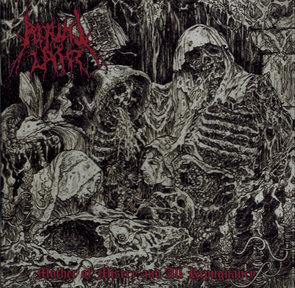 Ritual Lair - Mother Of Misery And All Repugnance CD