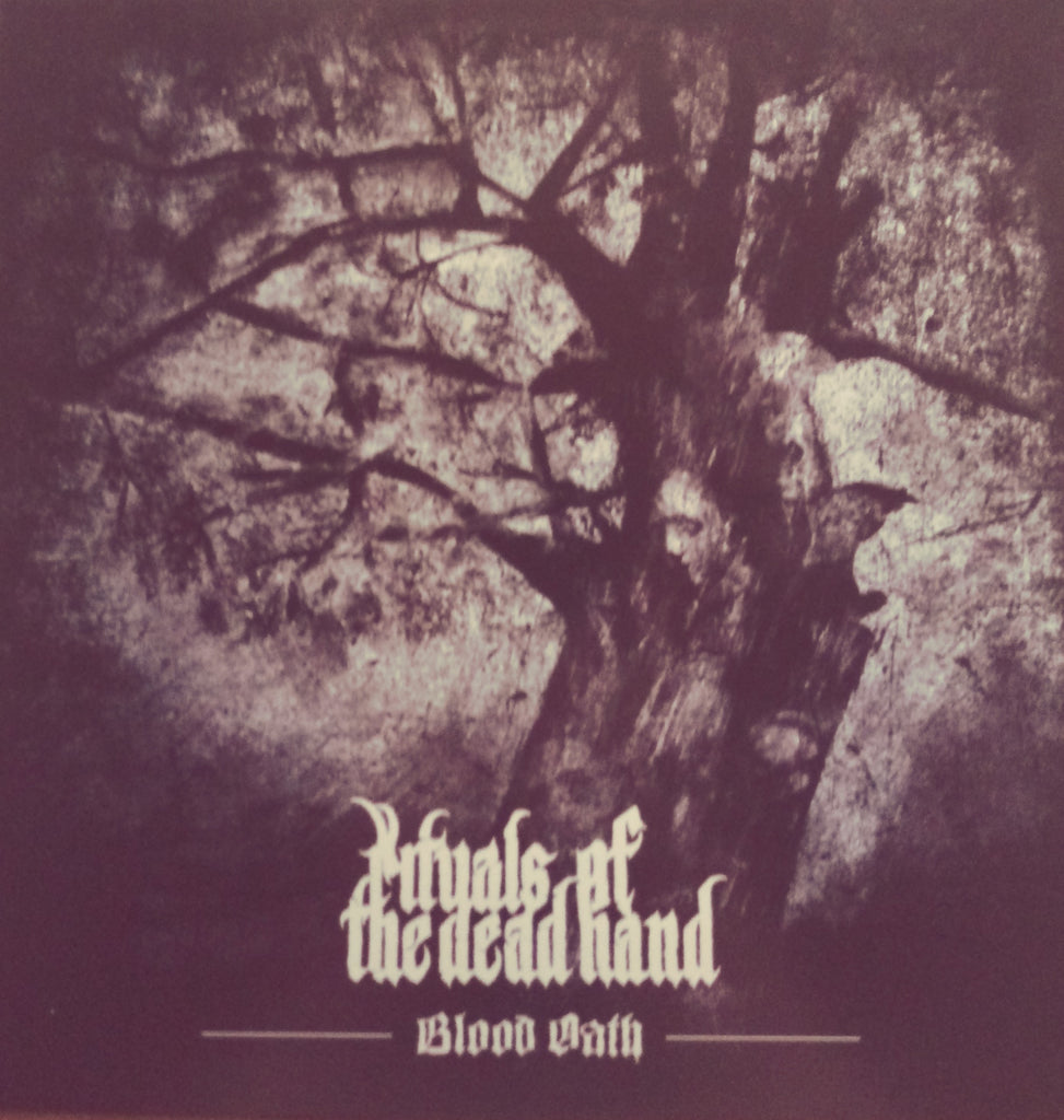 Rituals of the Dead - Blood Oath LP