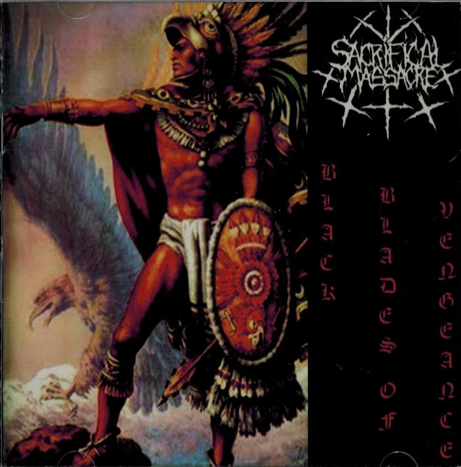 Sacrificial Massacre - Black Blades Of Vengeance