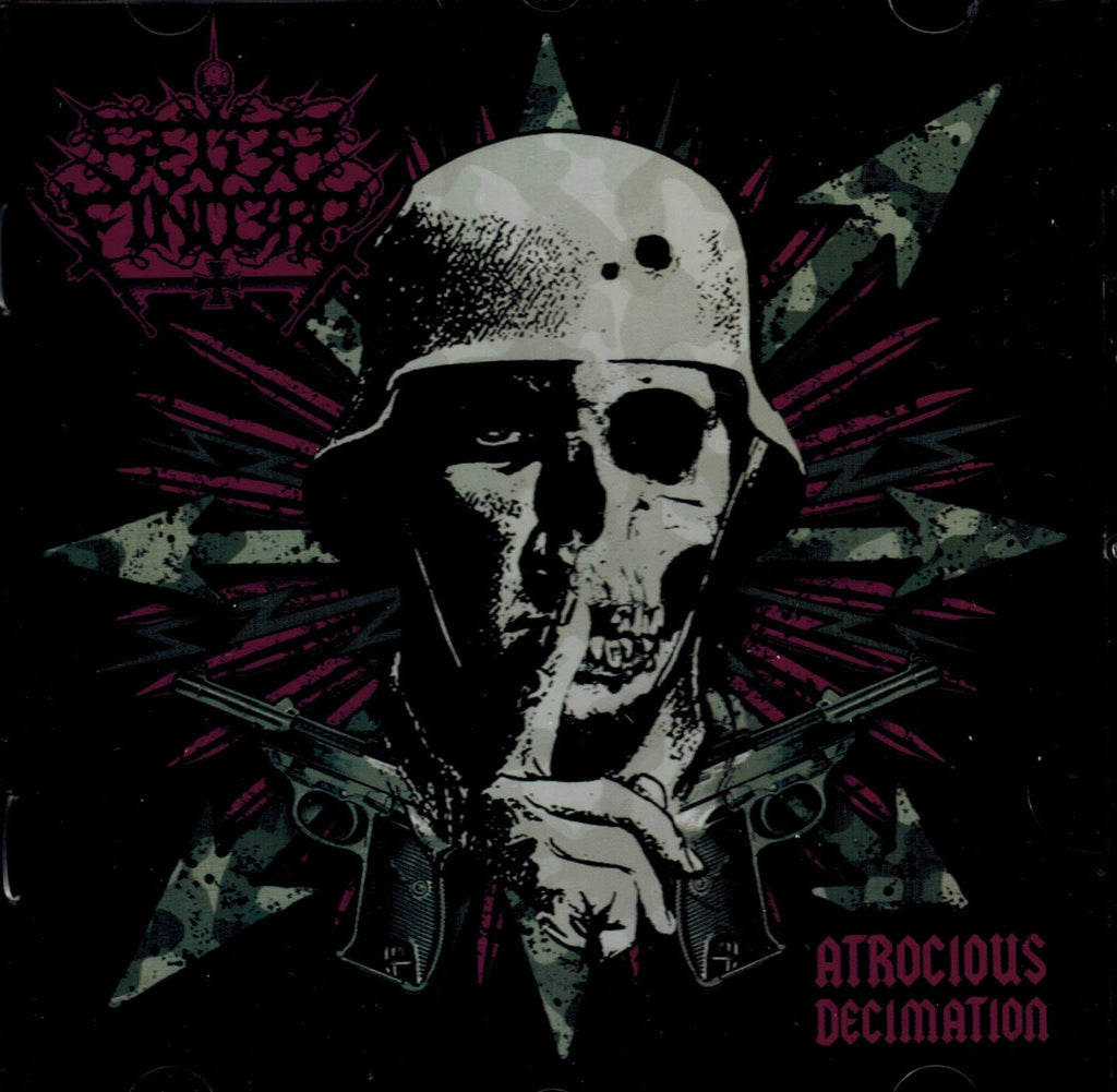 Seges Findere - Atrocious decimation CD