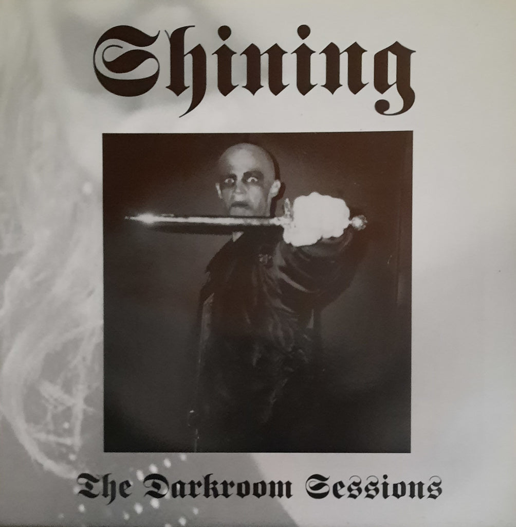 Shining – The Darkroom sessions LP