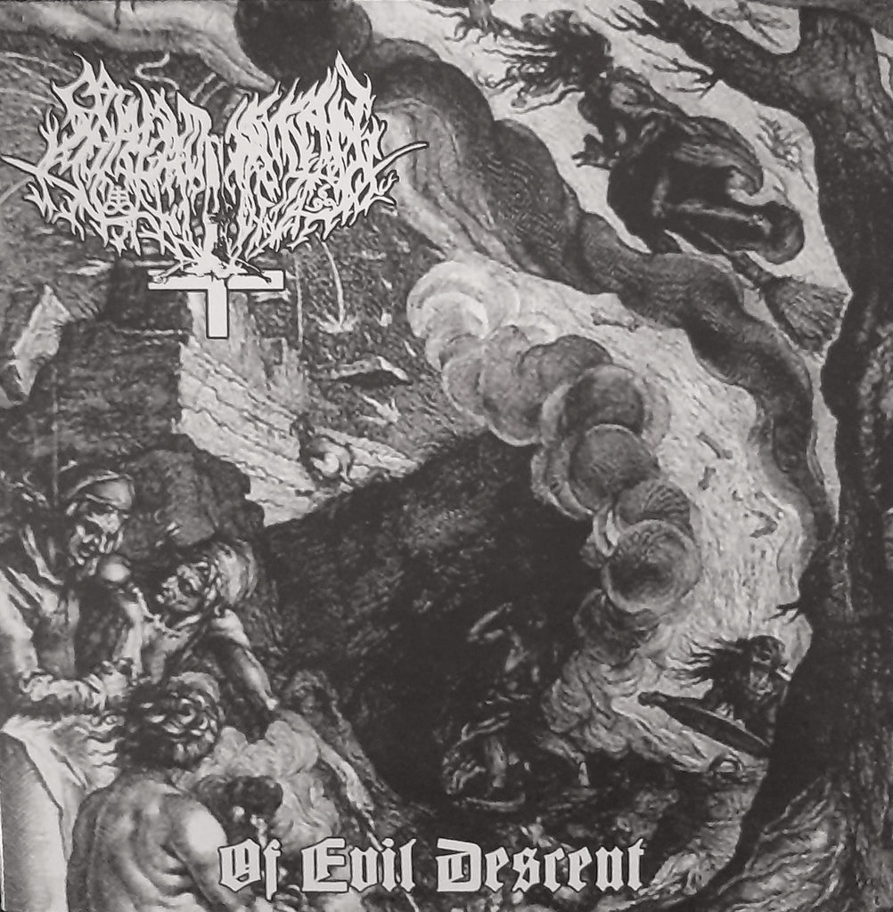 Shroud of Satan - Of Evil Descent LP