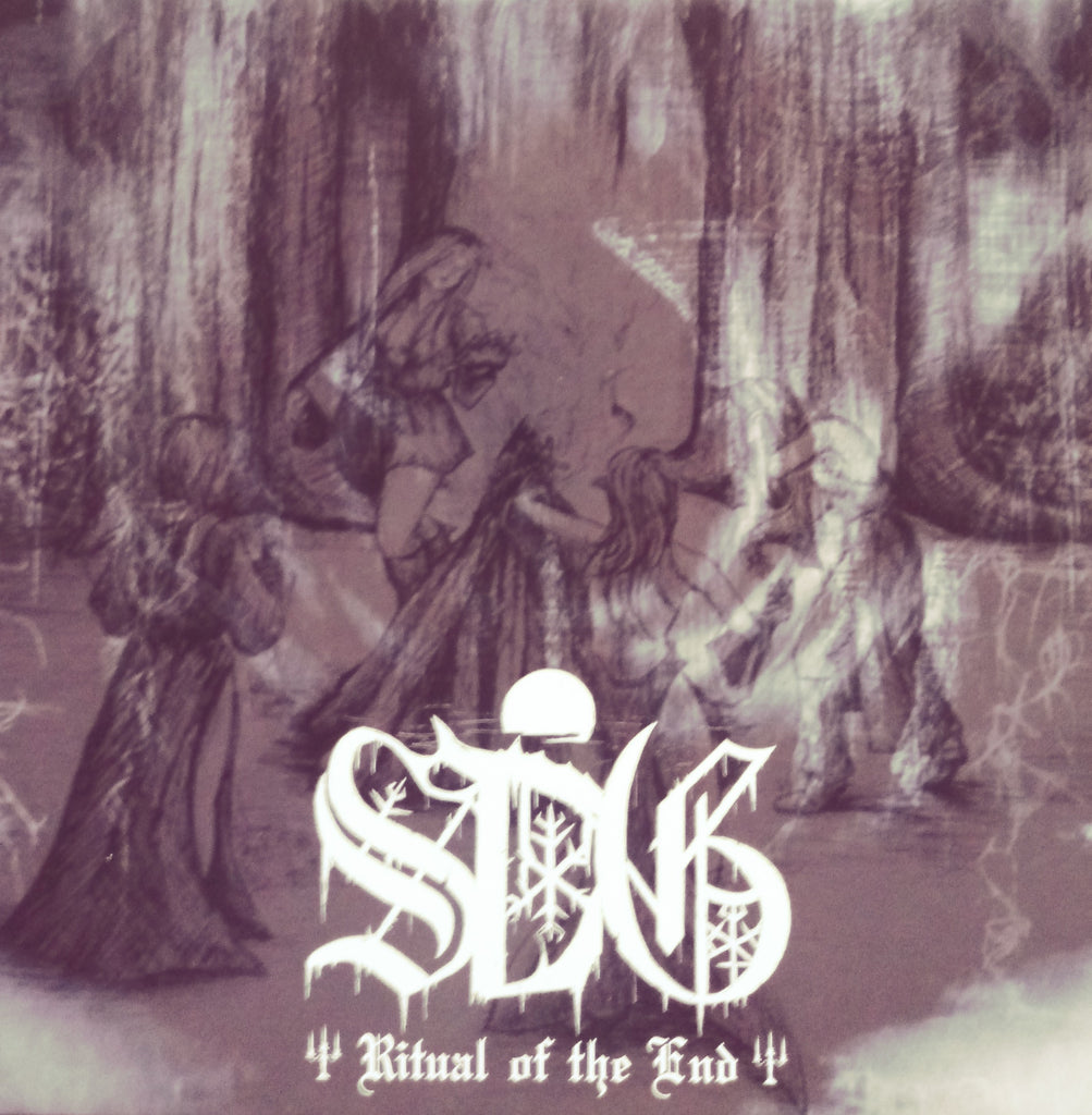 Sorcier Des Glaces - Ritual Of The End LP