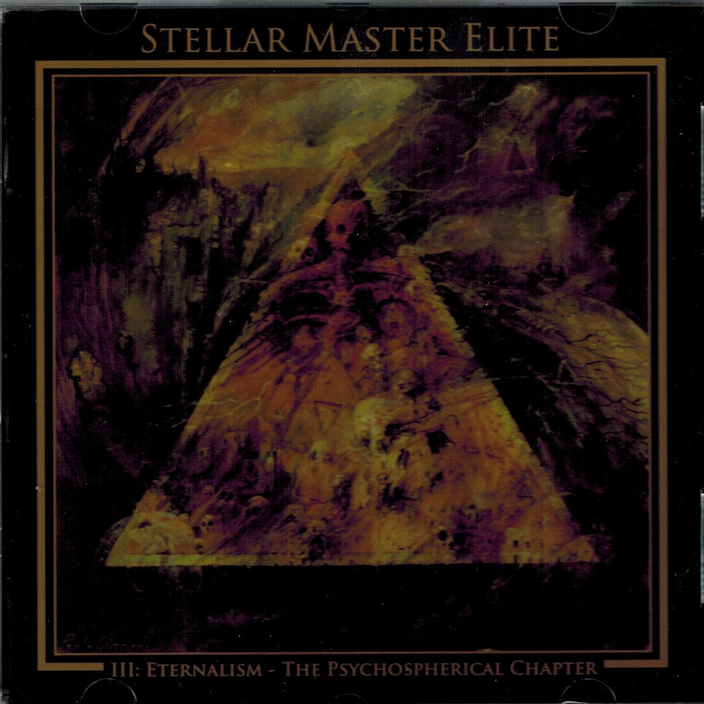 Stellar Master Elite - III Eternalism CD