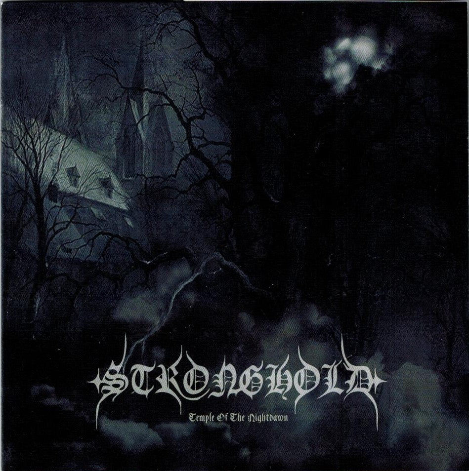 Stronghold - Temple of the Nightdawn CD