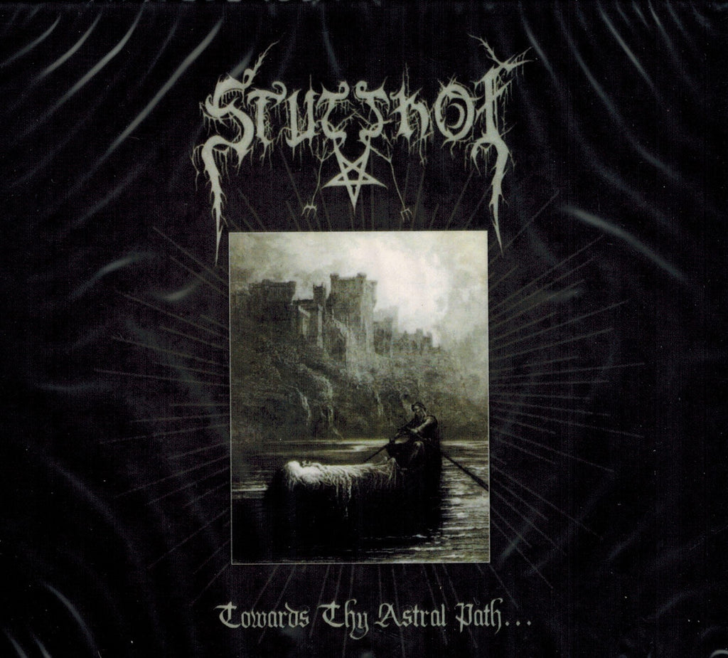 Stutthof - Towards Thy Astral Path DIGIPACK CD