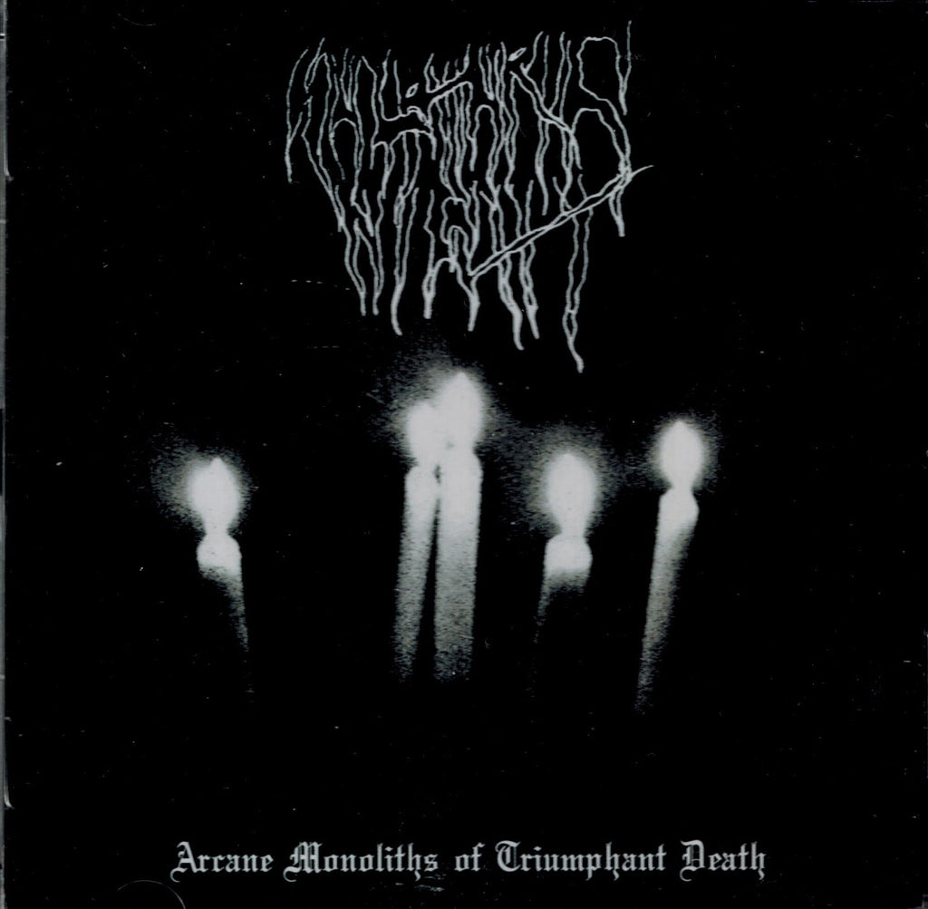 Sulphuric Night - Arcane Monoliths of Triumphant Death CD