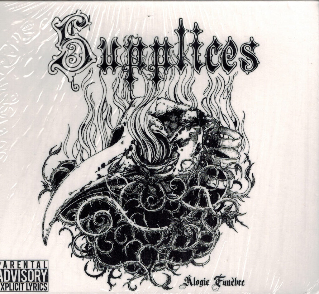Supplices - Alogie funebre DIGI CD