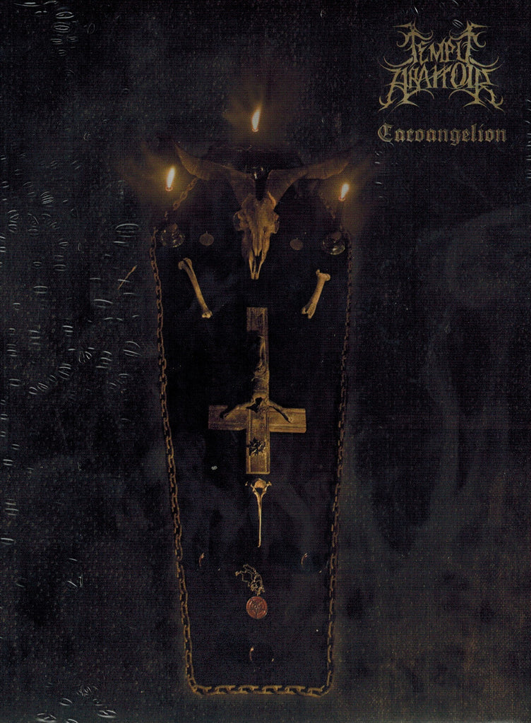 Temple Abattoir - Cacoangelion A5 DIGI CD