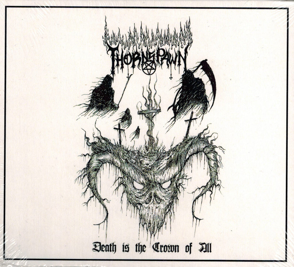 Thronspawn - Death is the Crown of All DIGIPACK CD