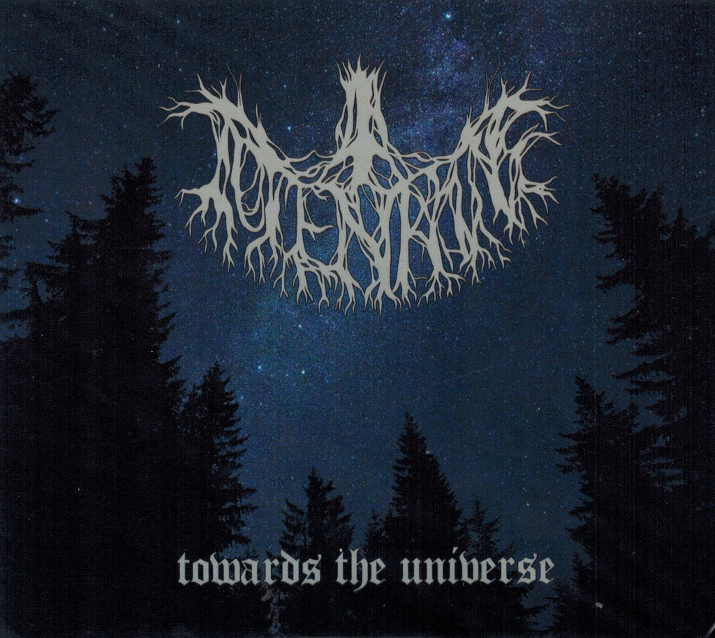 Totenrune - Towards the Universe DIGI CD
