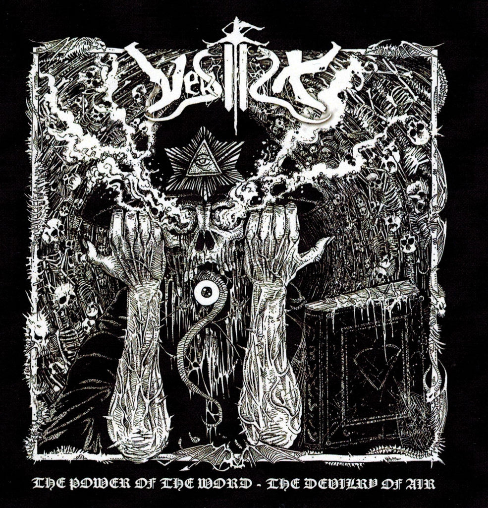Versifist - The Power of the WordThe Devilry of Air CD