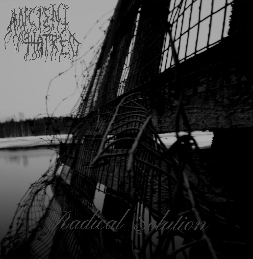 ANP 015 Ancient Hatred - Radical Solution CD