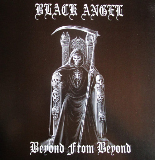 Black Angel – Beyond From Beyond LP