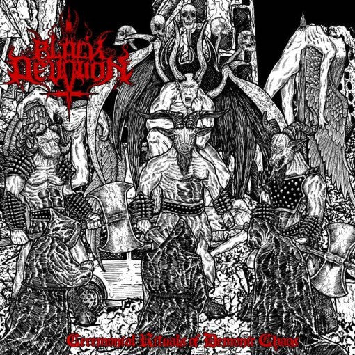 ANP 006 Black Devotion – Ceremonial Rituals of Demonic Chaos LP