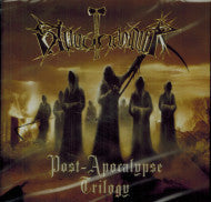 Bloodhammer – Post-Apocalypse Trilogy CD