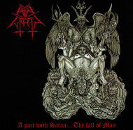 Evil Wrath – A Pact with Satan…the fall of man CD