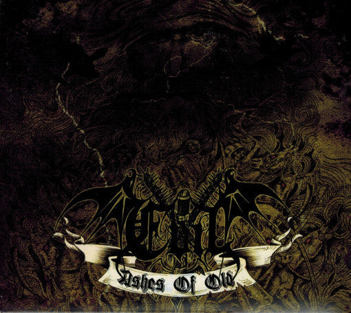 Evil – Ashes of old LP