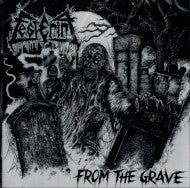 Festering – From the Grave CD