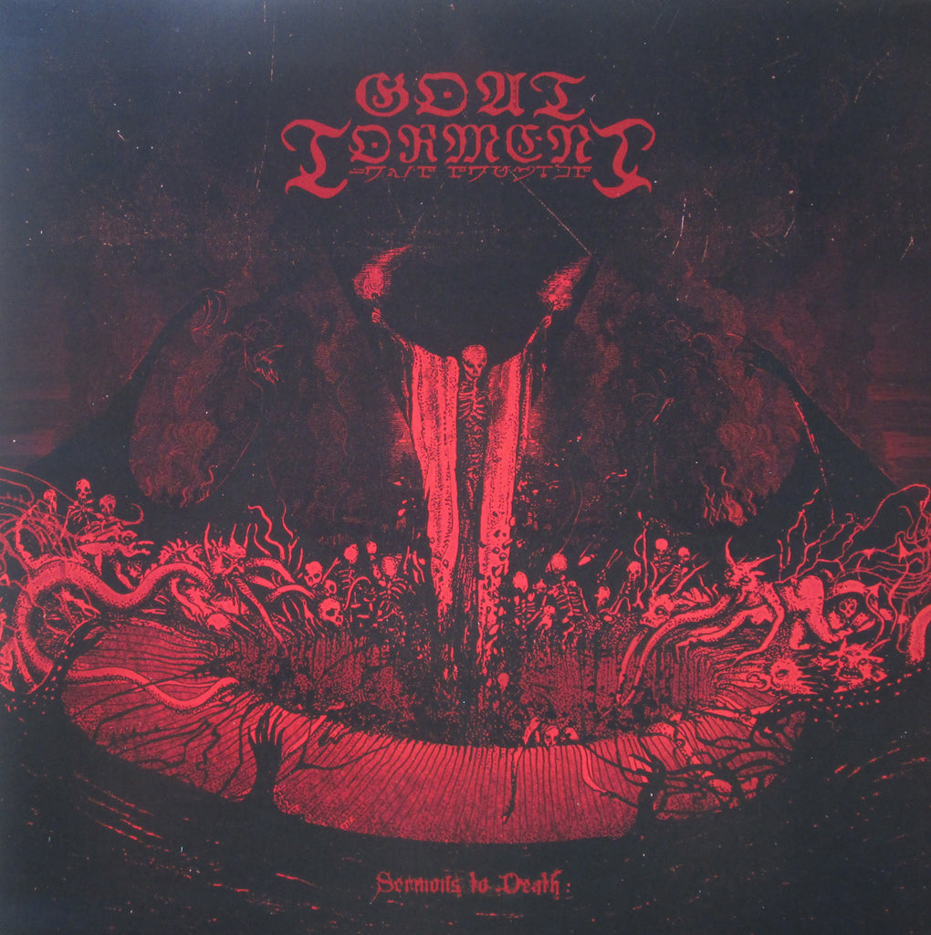 Goat Torment - Sermons to Death LP