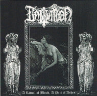 Initiation – A Ritual of Blood, A pact of ashes CD