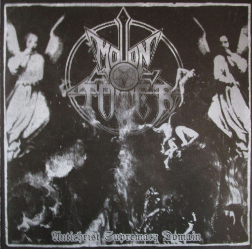 Moontower – Antichrist Supremacy Domain LP