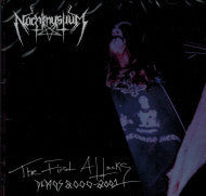 Nachtmystium – The First Attacks CD