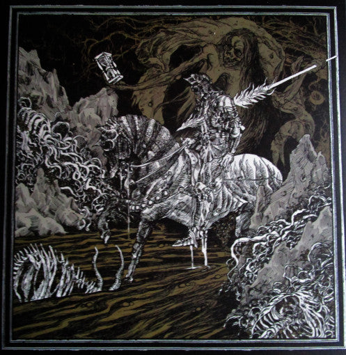 Outre – Ghost Chants LP