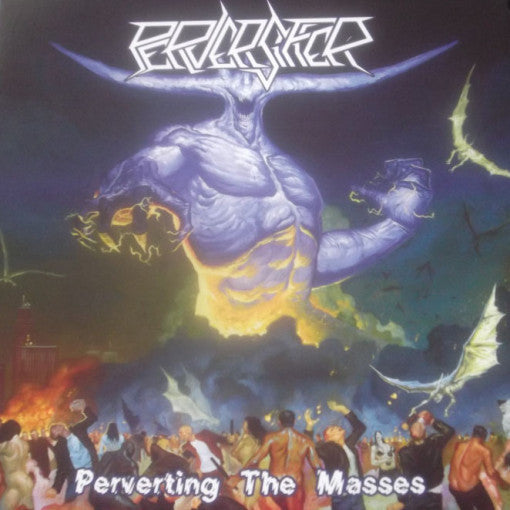 Perversifier – Perverting the masses LP