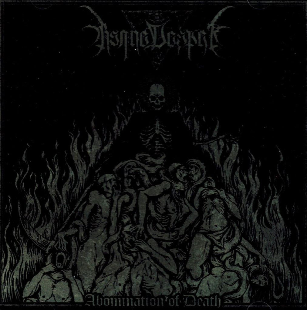 Insane Vesper - Abominations of Death LP