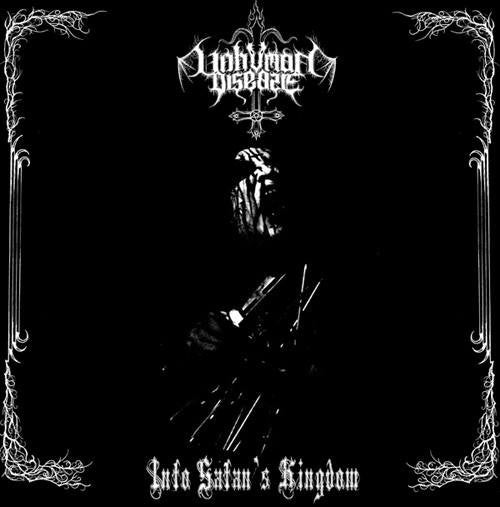 ANP 005 Unhuman Disease – Into Satan`s Kingdom LP