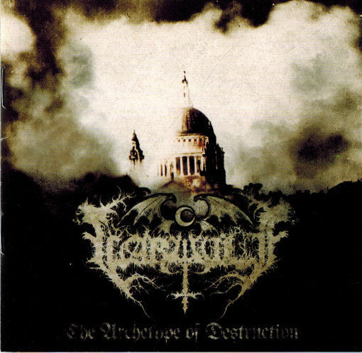 Warwulf – The Archetype of Destruction CD
