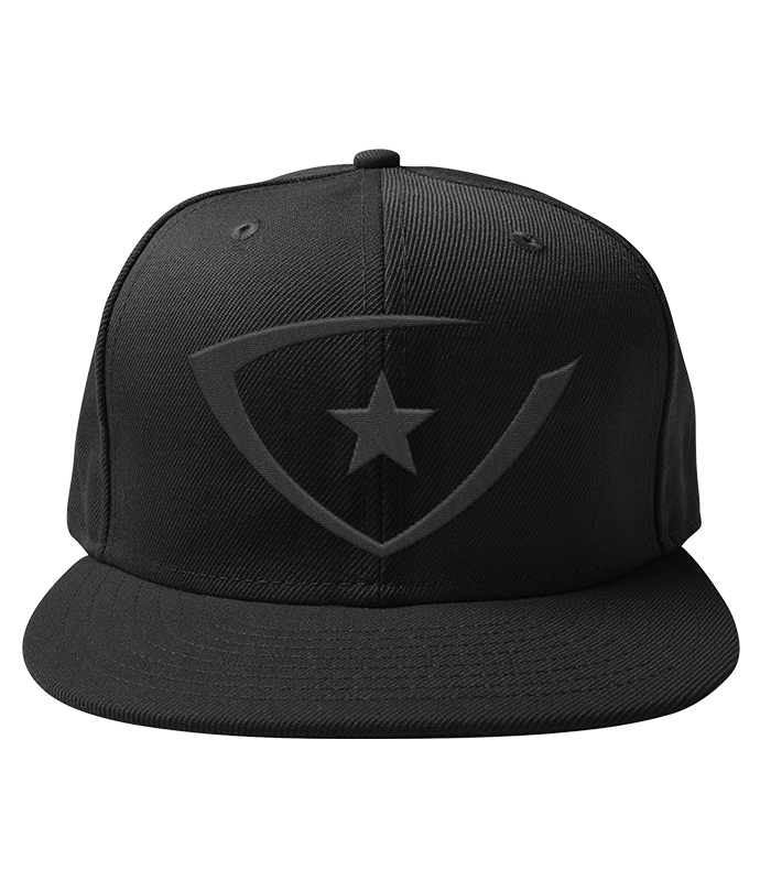 Footy Star Logo Snapback Hat