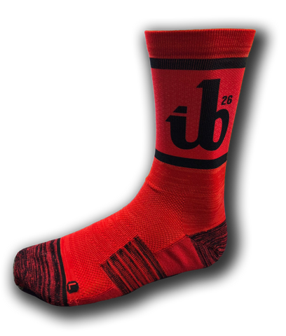 ib26 Socks-Red