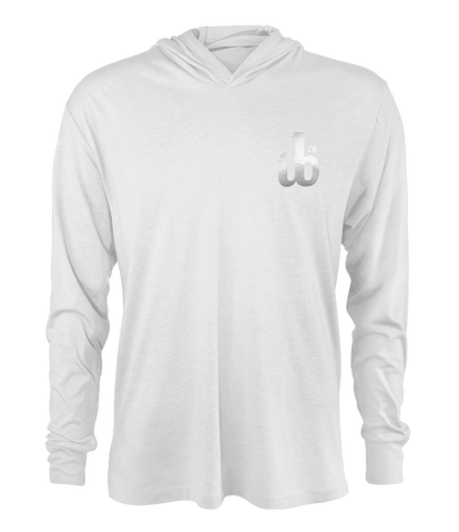 ib26 Platinum Logo Hooded Tee