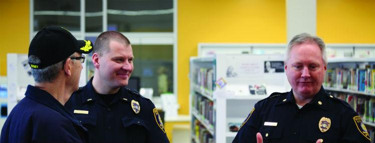 Coffee With a Cop Aims to Grow Stronger, Healthier Communities