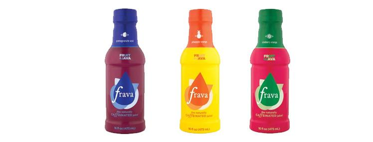 FRAVA ENERGY DRINKS: The Power of Green Coffee