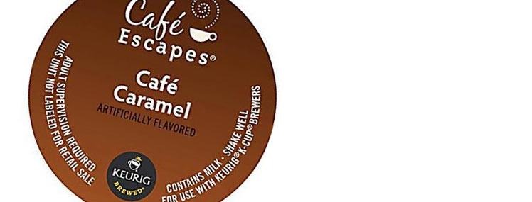 Now in Stock: Enjoy Café Escapes K-Cups at Home