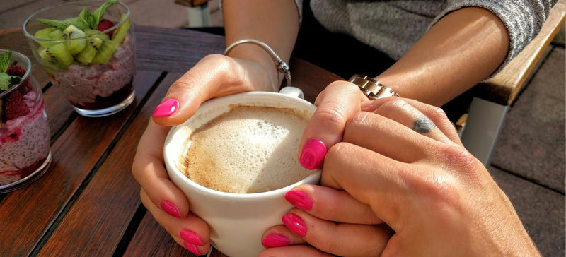 Why a Coffee Date Makes the Perfect First Date