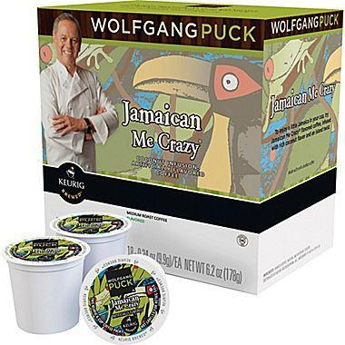 Wolfgang Puck Coffee K-Cup® Pods