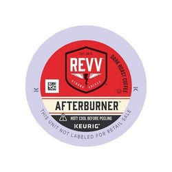 REVV AFTERBURNER Coffee K-cup Pods 96ct