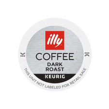 Illy Dark Roast K-Cup Pods 10ct