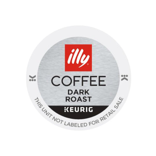 Illy Dark Roast Pods