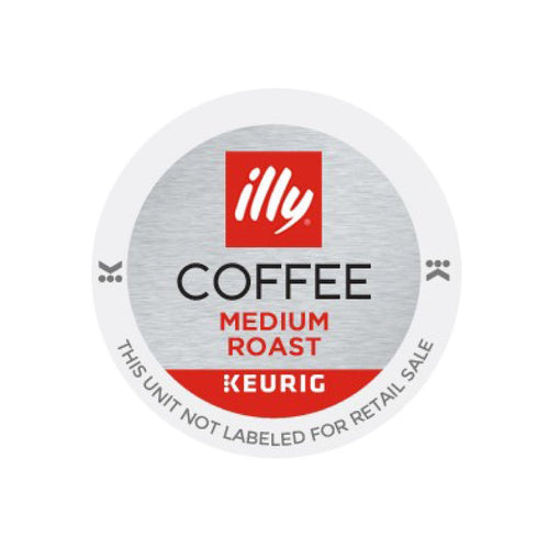 Illy Medium Roast Pods