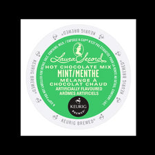 Laura Secord Mint Hot Chocolate K-Cup Pods 24ct