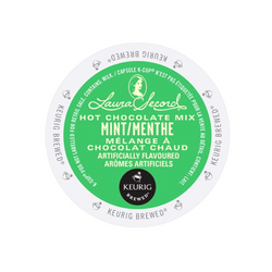 Laura Secord Mint Hot Chocolate K-Cup Pod