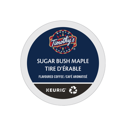 Timothy's Sugar Bush Maple K-Cup Pods