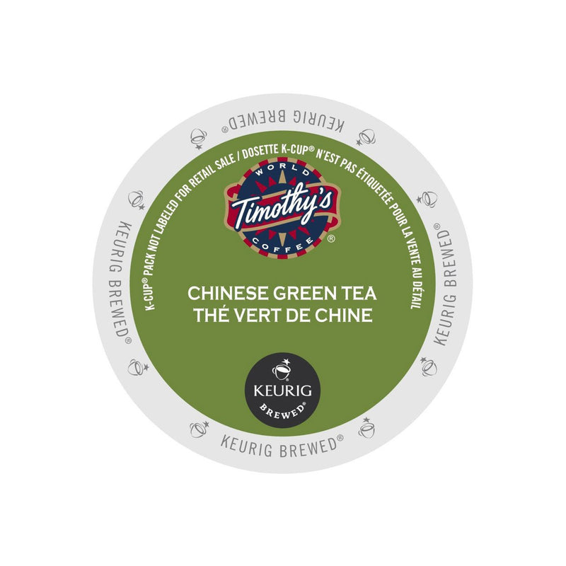 Timothy's Chinese Green Tea K-Cup Pod