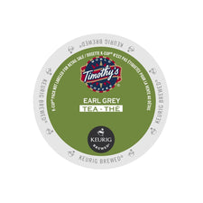 Timothy's Earl Grey Tea K-Cup Pods 24ct