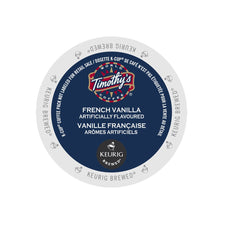 Timothy's French Vanilla K-Cup Pods 24ct